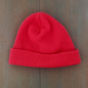 Neon Pink Urban Outfitters Beanie